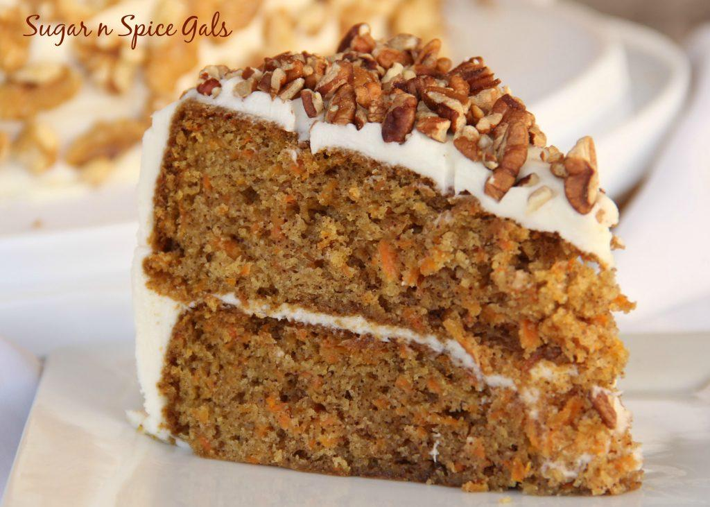 Best Carrot Cake Ever Sugar N Spice Gals