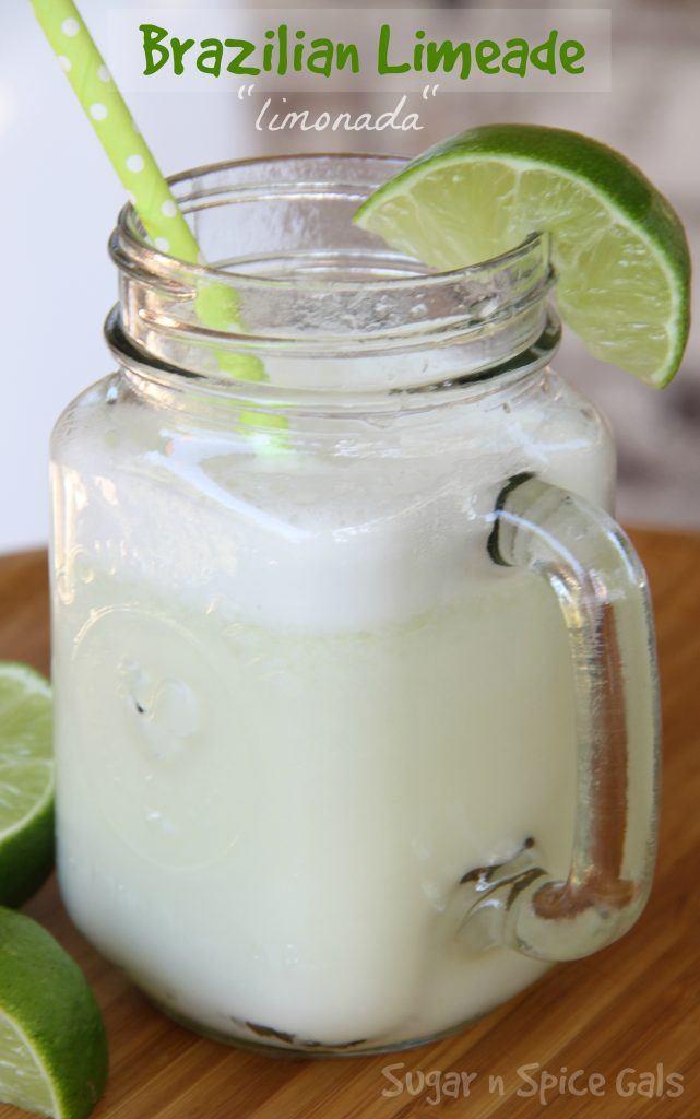 Brazilian Limeade 4