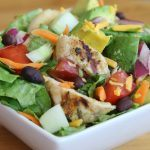 Cumin Lime Chicken Salad