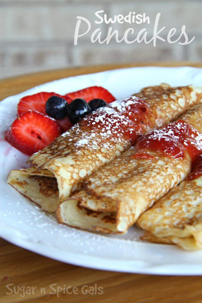 Swedish pancakes 6