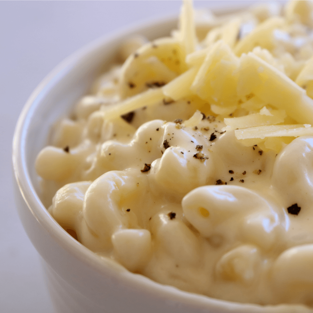 Sharp White Cheddar Mac n' Cheese recipe