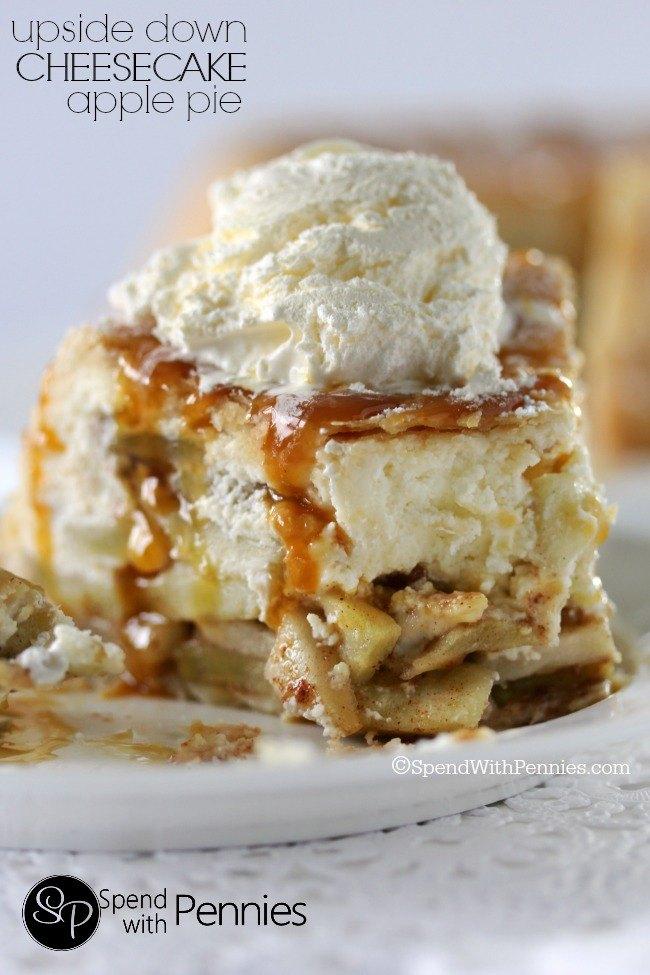 upside-down-cheesecake-apple-pie