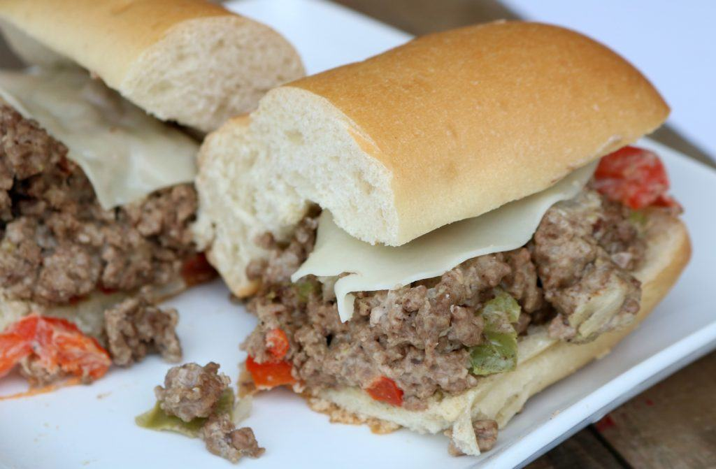 cream cheesesteak