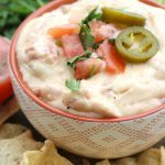 Spicy White Queso Dip