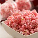 Ooey Gooey Christmas Pink Popcorn