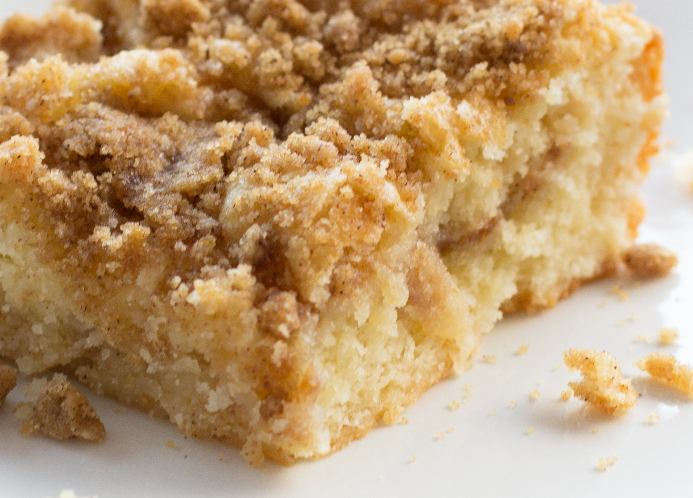 Sour Cream Coffee Cake Sugar N Spice Gals
