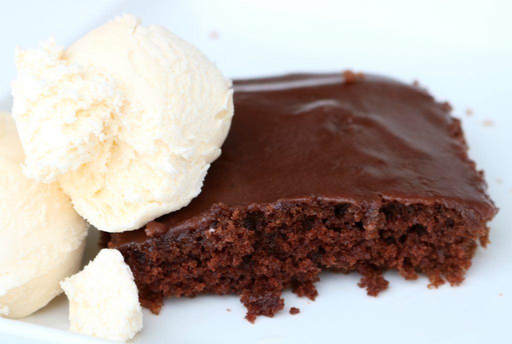 buttermilk brownies