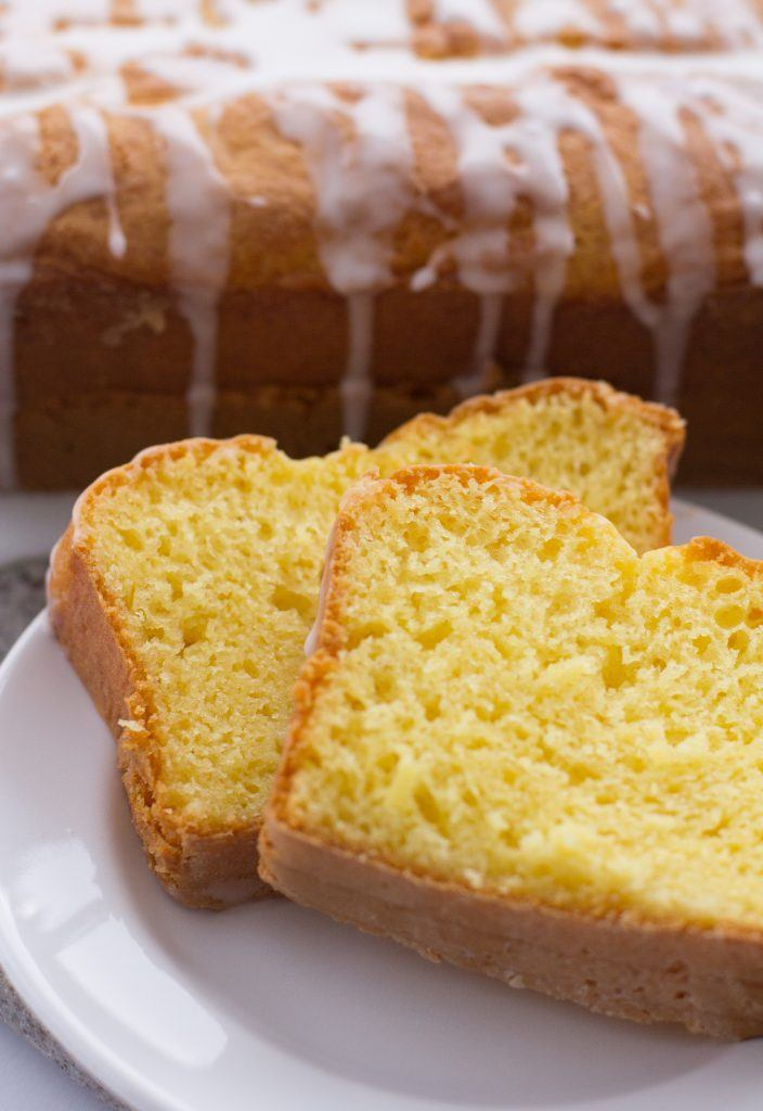 lemon pudding bread