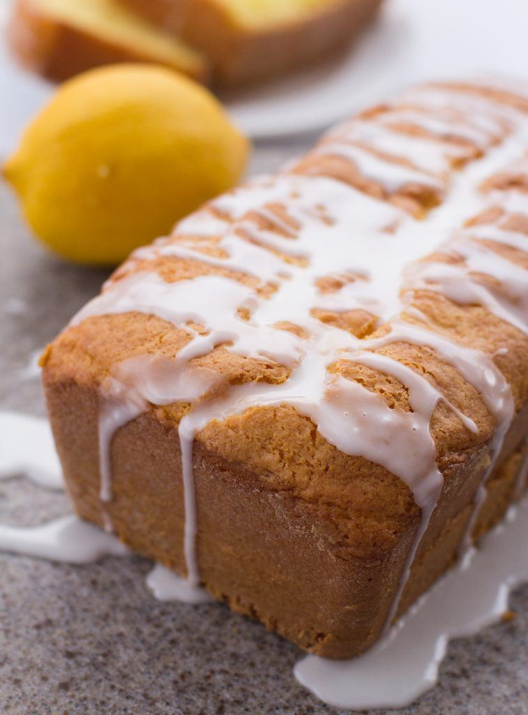 lemon bread with cake mix