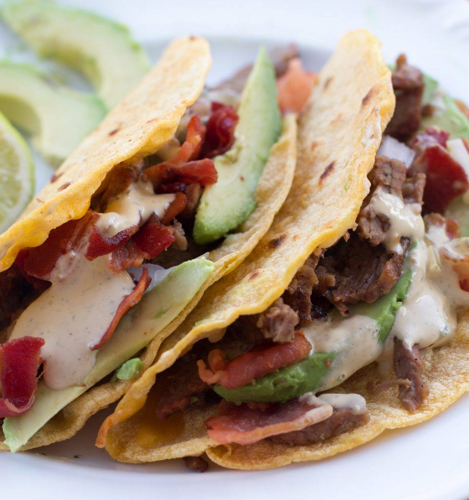Rubio's Grilled Steak tacos